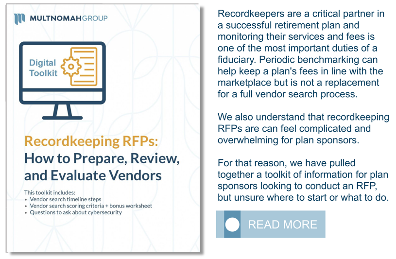 Recordkeeping RFP